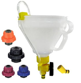 Funnels, Fillers & Fuel Containers